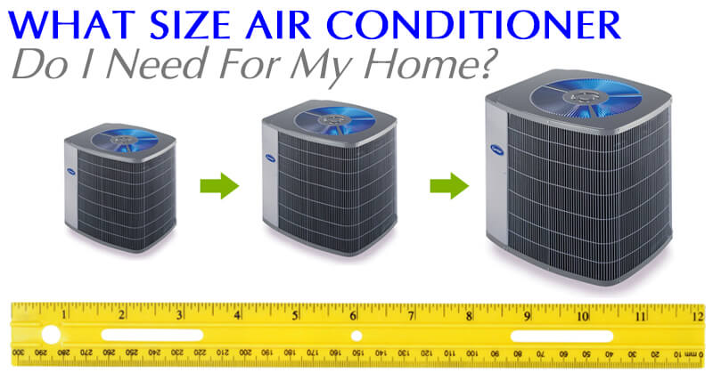Factors To Help You Choose The Right Size Ac