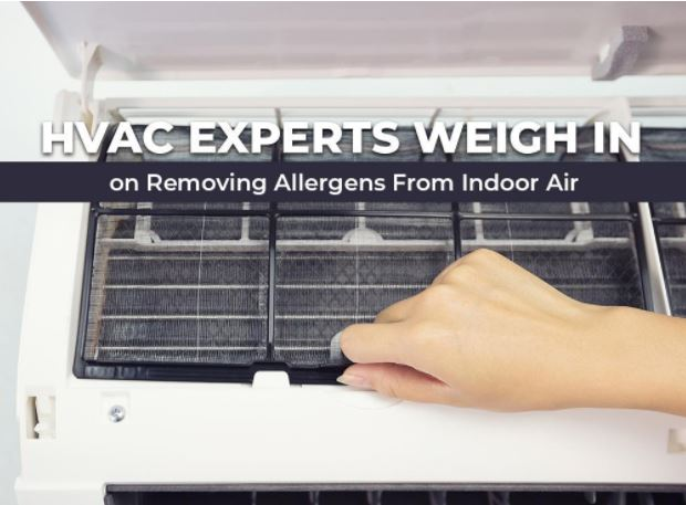 HVAC Experts Weigh In on Removing Allergens From Indoor Air